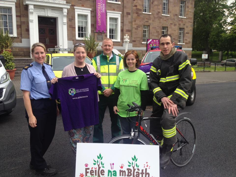 Kerry Emergency Services Cycle